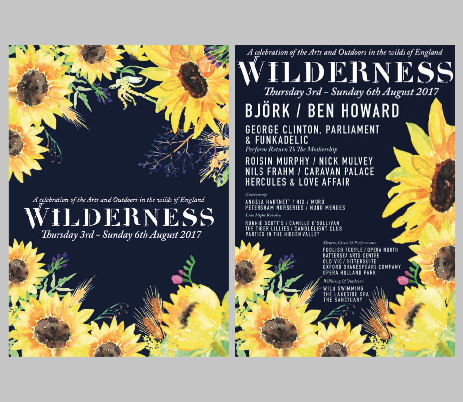 Wilderness Festival cover image